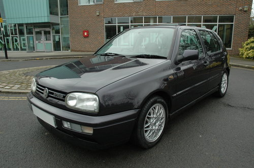 1996 Classic Volkswagen Golf VR6 2.8 Manual For Sale (picture 6 of 6)