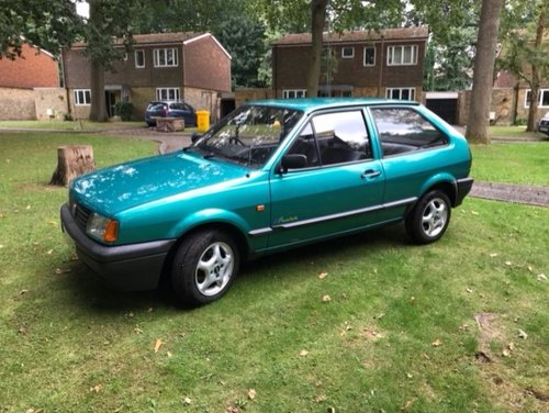 b3c1221f8f VW Polo Match Coupe 1994 For Sale | Car And Classic
