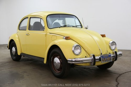 1973 Volkswagen Beetle For Sale (picture 1 of 6)
