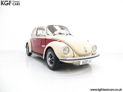 1973 A Stunning Accessorised UK Volkswagen 1303S Super Beetle SOLD (picture 1 of 6)