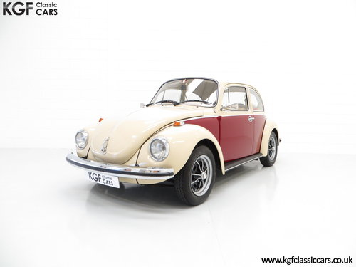1973 A Stunning Accessorised UK Volkswagen 1303S Super Beetle SOLD (picture 2 of 6)
