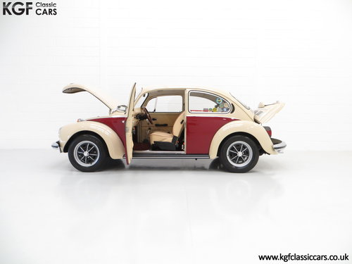 1973 A Stunning Accessorised UK Volkswagen 1303S Super Beetle SOLD (picture 3 of 6)