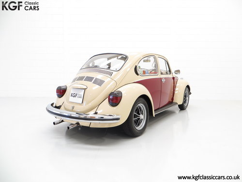 1973 A Stunning Accessorised UK Volkswagen 1303S Super Beetle SOLD (picture 5 of 6)