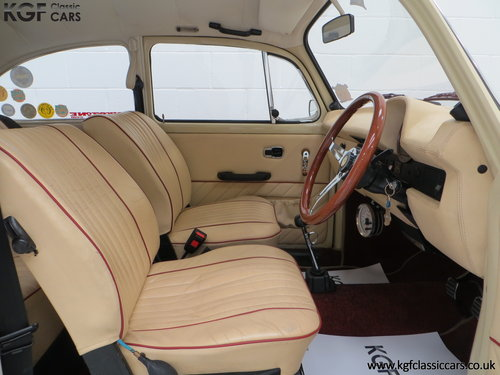 1973 A Stunning Accessorised UK Volkswagen 1303S Super Beetle SOLD (picture 6 of 6)