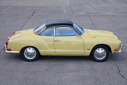 1970 Karmann Ghia Original unrestored For Sale (picture 3 of 6)