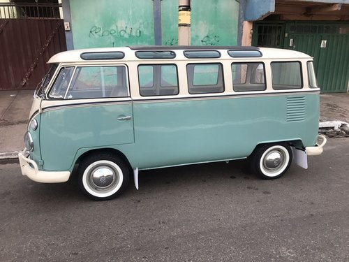 Volkswagen Splitscreen 23 Window LHD 1975 Splitty For Sale