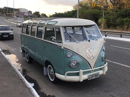 Volkswagen Splitscreen 23 Window LHD 1975 Splitty  For Sale (picture 2 of 6)