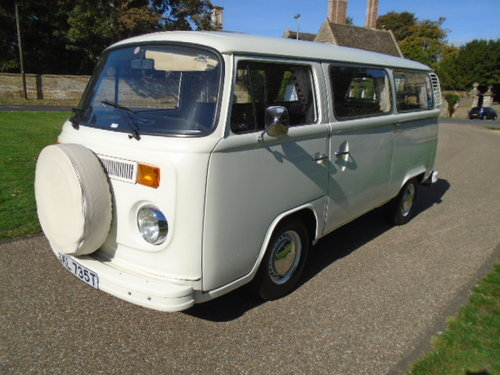 1979 VW Type 2 Camper Van.  For Sale (picture 2 of 6)