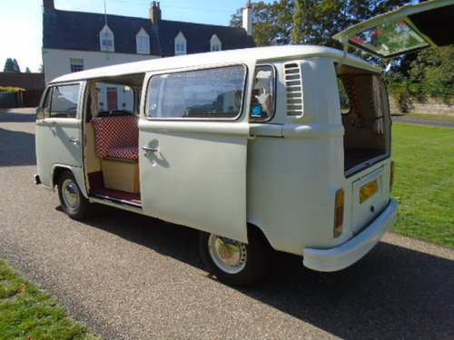 1979 VW Type 2 Camper Van.  For Sale (picture 3 of 6)