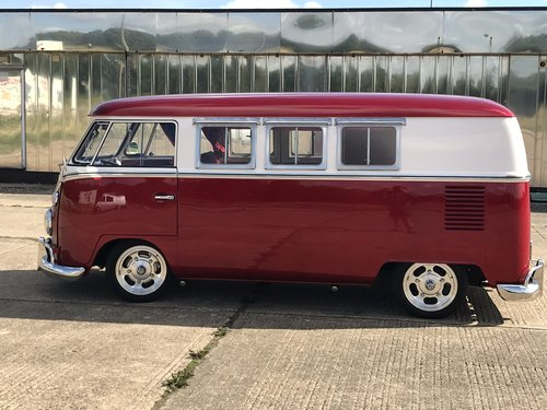 1965 VW split Screen camper , show winning magazine feature , For Sale (picture 1 of 6)