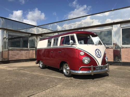 1965 VW split Screen camper , show winning magazine feature , For Sale (picture 3 of 6)