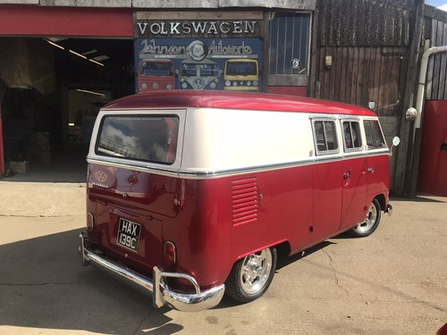 1965 VW split Screen camper , show winning magazine feature , For Sale (picture 4 of 6)