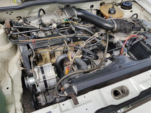 1986 VW Golf Mk1 GTi Cabriolet - Outstanding condition For Sale (picture 6 of 6)