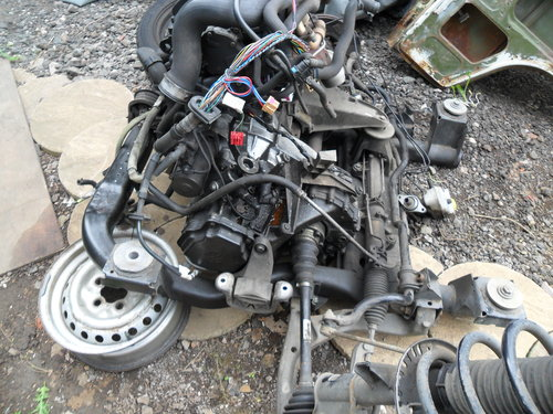 VW ENGINE AND GEAR BOX  For Sale (picture 2 of 3)