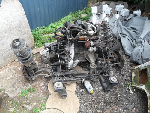 VW ENGINE AND GEAR BOX  For Sale (picture 3 of 3)