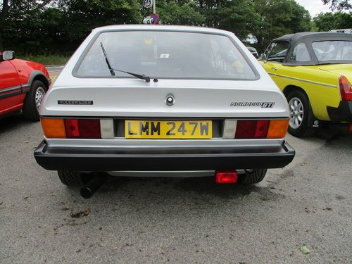 1981 VW Scirocco - Excellent example For Sale (picture 2 of 6)