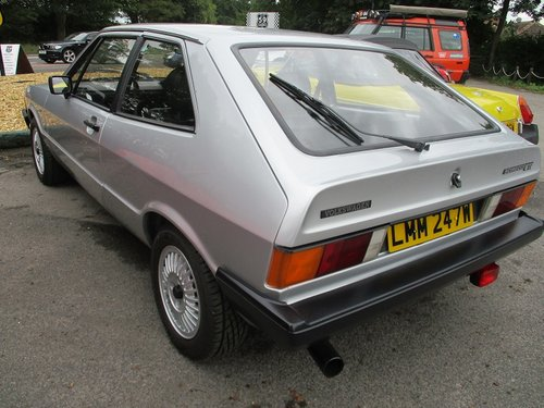 1981 VW Scirocco - Excellent example For Sale (picture 3 of 6)