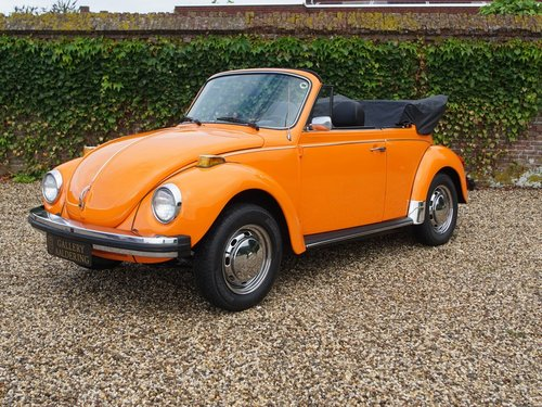 1976 Volkswagen Käfer / Beetle Injection For Sale (picture 1 of 6)