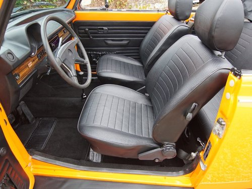 1976 Volkswagen Käfer / Beetle Injection For Sale (picture 3 of 6)