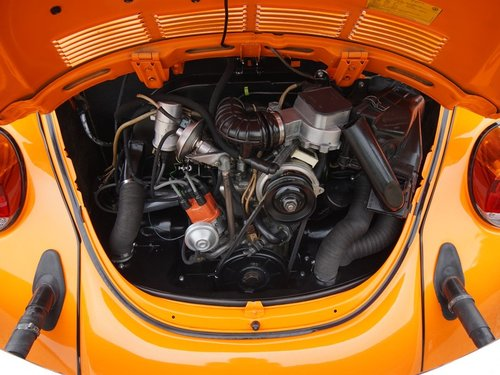 1976 Volkswagen Käfer / Beetle Injection For Sale (picture 4 of 6)