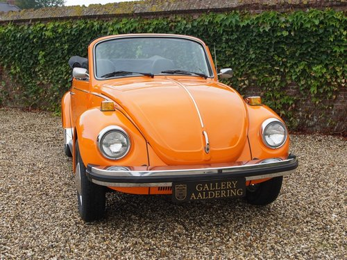 1976 Volkswagen Käfer / Beetle Injection For Sale (picture 5 of 6)