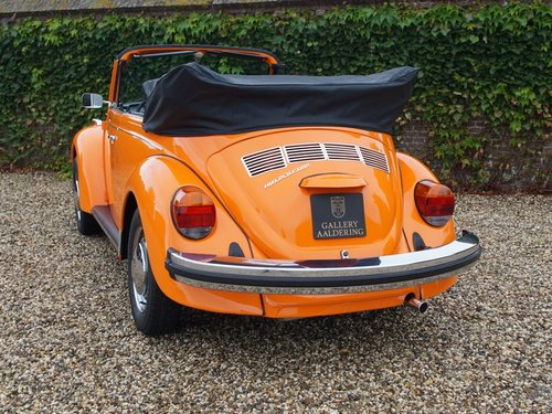 1976 Volkswagen Käfer / Beetle Injection For Sale (picture 6 of 6)