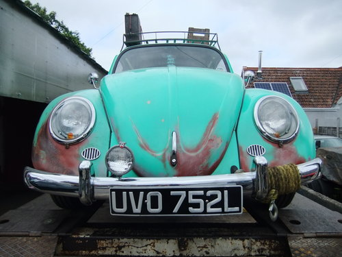 1973 W@W L@@K  CLASSIC BEETLE  WITH EXTRAS!! SOLD (picture 1 of 6)