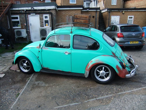 1973 W@W L@@K  CLASSIC BEETLE  WITH EXTRAS!! SOLD (picture 3 of 6)