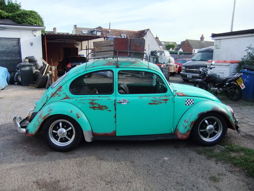 1973 W@W L@@K  CLASSIC BEETLE  WITH EXTRAS!! SOLD (picture 4 of 6)