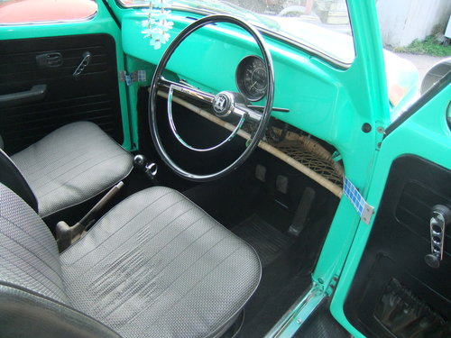 1973 W@W L@@K  CLASSIC BEETLE  WITH EXTRAS!! SOLD (picture 6 of 6)