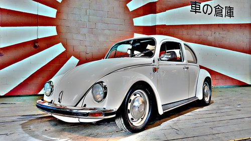 1993  VOLKSWAGEN BEETLE CLASSIC 1.6 AIR COOLED BUG LHD LEFT HAND  For Sale (picture 1 of 6)
