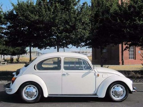 1993  VOLKSWAGEN BEETLE CLASSIC 1.6 AIR COOLED BUG LHD LEFT HAND  For Sale (picture 2 of 6)