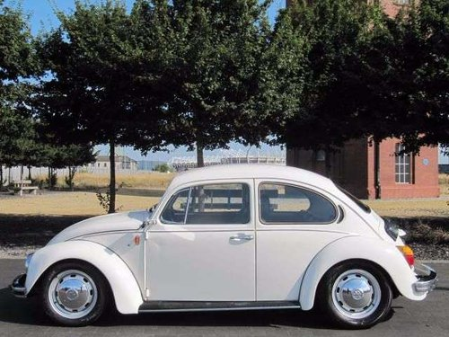 1993  VOLKSWAGEN BEETLE CLASSIC 1.6 AIR COOLED BUG LHD LEFT HAND  For Sale (picture 3 of 6)