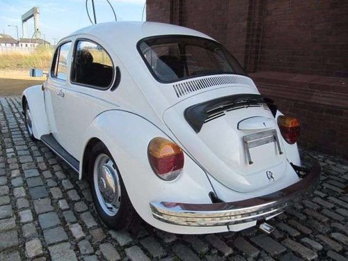 1993  VOLKSWAGEN BEETLE CLASSIC 1.6 AIR COOLED BUG LHD LEFT HAND  For Sale (picture 4 of 6)