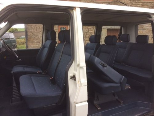 2001 VW CARAVELLE T4 2.4 facelift like Camper van For Sale (picture 4 of 6)