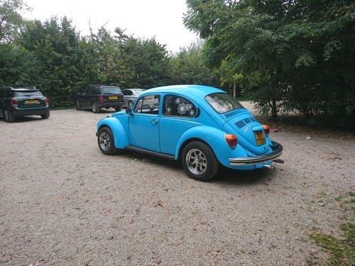 1974 VW Beetle 1303s,