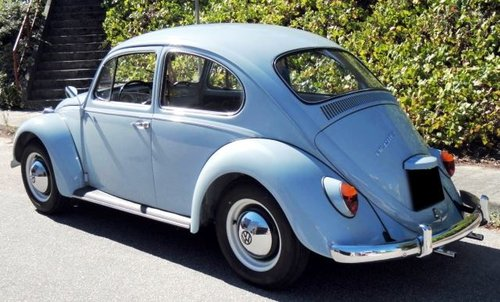 Volkswagen 1200 - 1965 For Sale (picture 3 of 6)