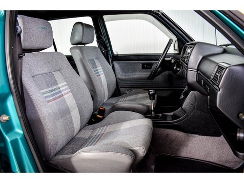1992 Volkswagen Golf MK2 Syncro Country 4X4 For Sale (picture 4 of 6)
