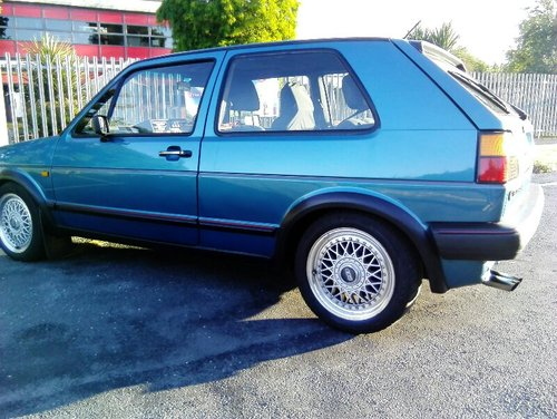 VW Golf mk2 16v 1987 For Sale (picture 4 of 6)