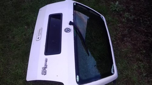 MK3 VW GOLF ESTATE FRONT BUMPERS/DOORS /TAILGATE For Sale (picture 3 of 6)
