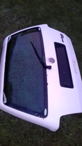 MK3 VW GOLF ESTATE FRONT BUMPERS/DOORS /TAILGATE For Sale (picture 4 of 6)