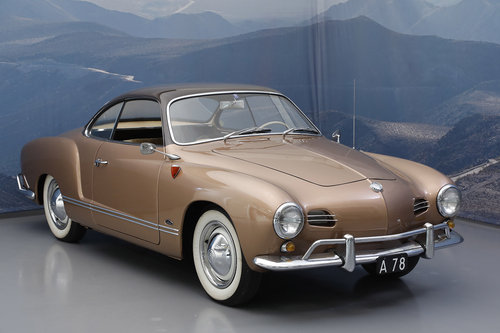 1956 Volkswagen Karmann Ghia 1.2 Coupé For Sale (picture 1 of 6)