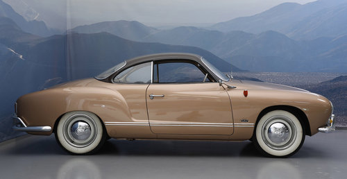 1956 Volkswagen Karmann Ghia 1.2 Coupé For Sale (picture 3 of 6)