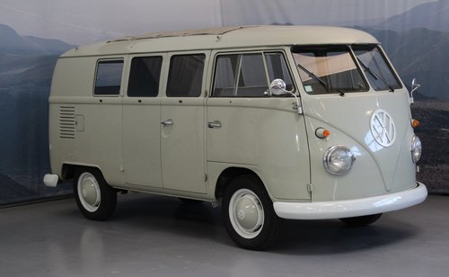 1963 VW T1 Camper For Sale (picture 1 of 6)