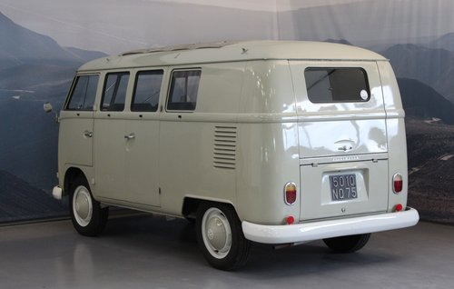 1963 VW T1 Camper For Sale (picture 2 of 6)