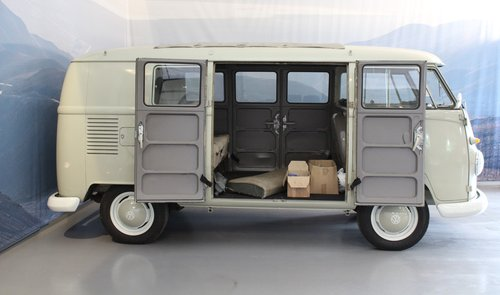 1963 VW T1 Camper For Sale (picture 3 of 6)