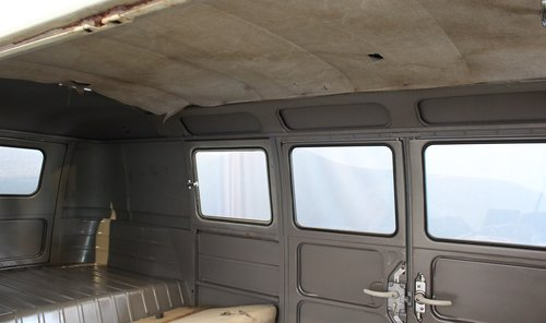 1963 VW T1 Camper For Sale (picture 5 of 6)