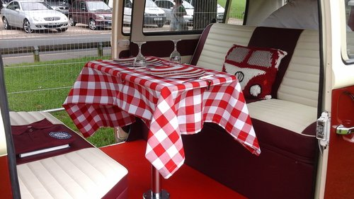 1972 VW Campervan (tax exempt) SOLD (picture 6 of 6)