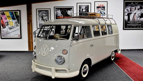 1966 Volkswagen Split Screen Camper For Sale (picture 1 of 6)