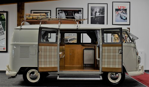 1966 Volkswagen Split Screen Camper For Sale (picture 2 of 6)